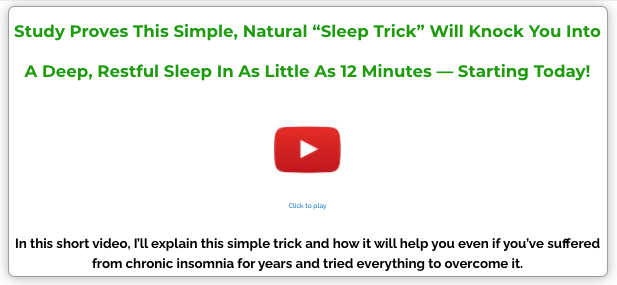 The Insomnia Program Reviews