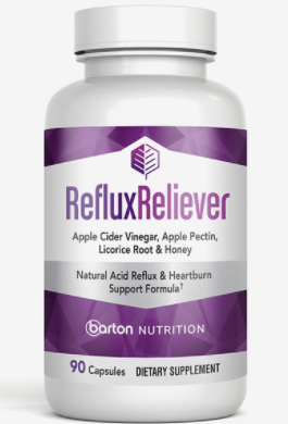 Reflux Reliever Supplement Reviews