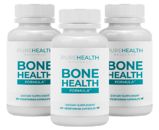 Purehealth Research Bone Health Formula Reviews