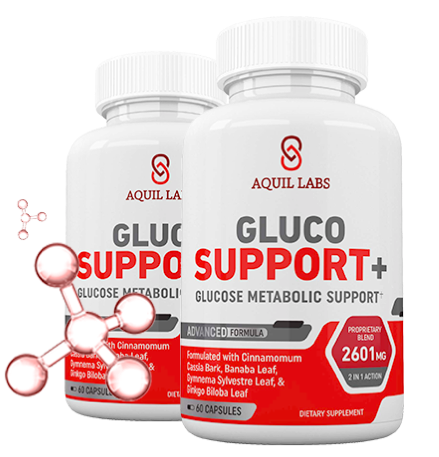 AQUIL LABS Gluco Support Plus Review