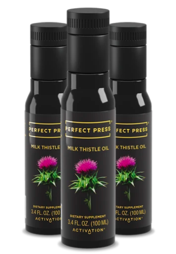 Perfect Press Milk Thistle Oil Reviews