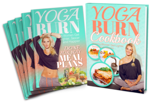Yoga Burn Meal Plans and Cookbook Program
