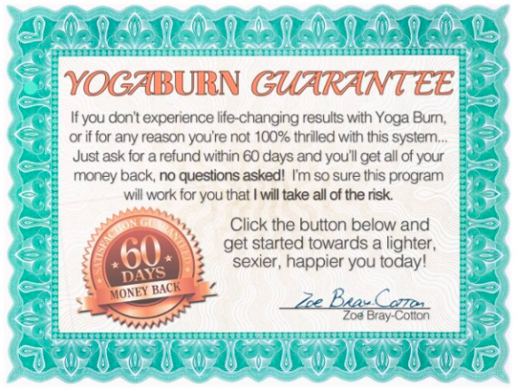 Yoga Burn Meal Plans and Cookbook Review