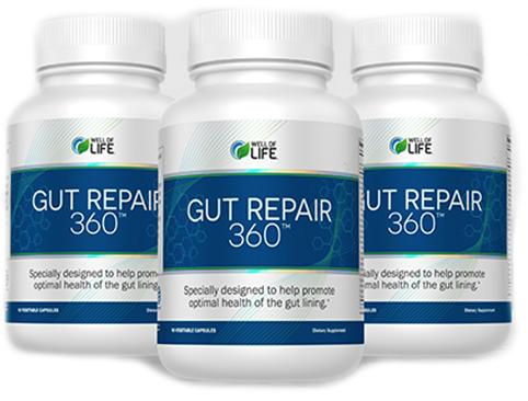 Gut Repair 360 Reviews