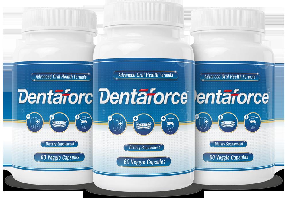 Dentaforce Advanced Oral Health Formula Supplement