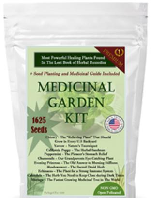 Medicinal Garden Kit