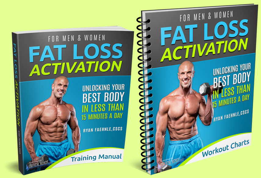 The Fat Loss Activation Book