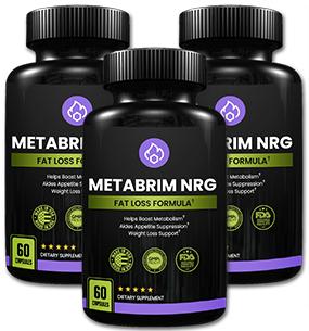 Metabrim NRG Supplement